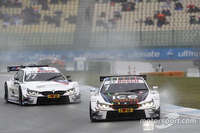 BMW veut redorer son blason sur le Lausitzring