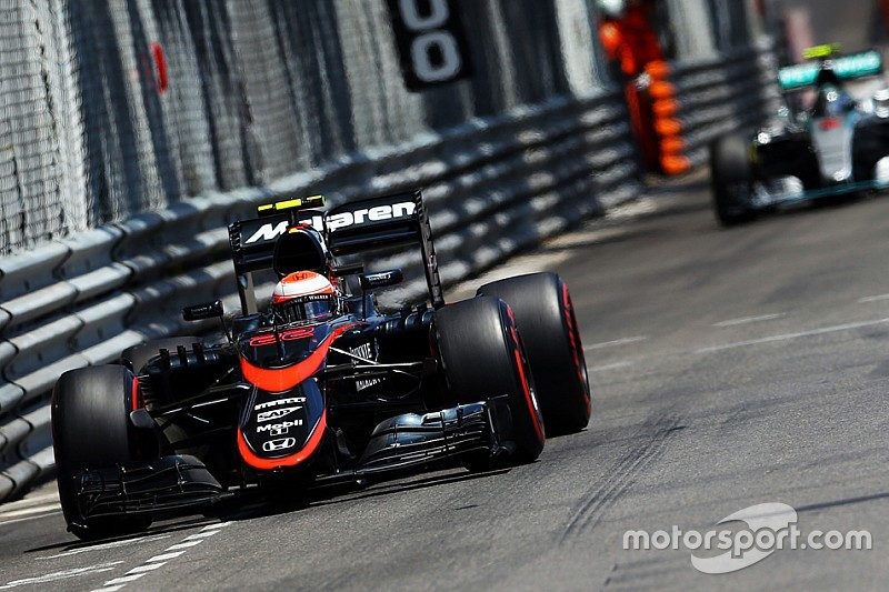 mclaren boostedfirst points of 2015
