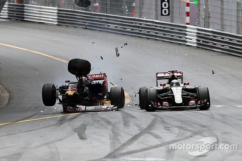 Verstappen explica su accidente