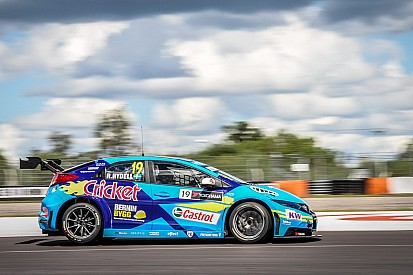 Rydell returns to the WTCC in Moscow