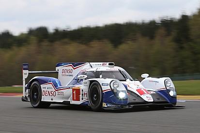 Kobayashi inscrit pour la Journée Test avec Toyota