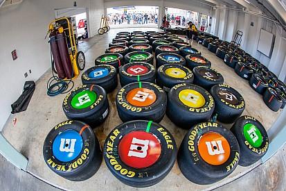 NASCAR's tire challenge