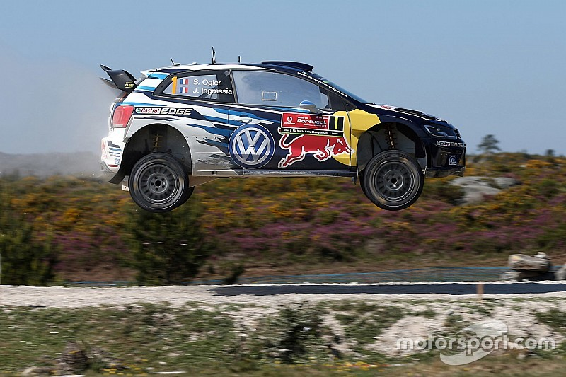 Portugal – La mise au point de Sébastien Ogier