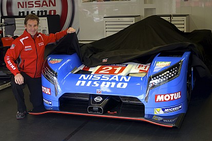 Nissan to run retro Group C livery at Le Mans