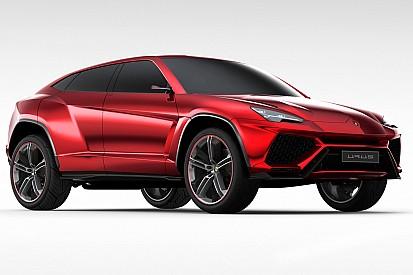 Lamborghini reçoit le feu vert de VW pour produire le SUV Urus