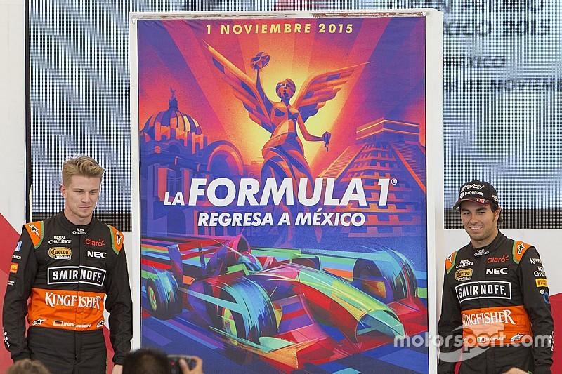 Organizadores do GP do México não garantem prova por longo período