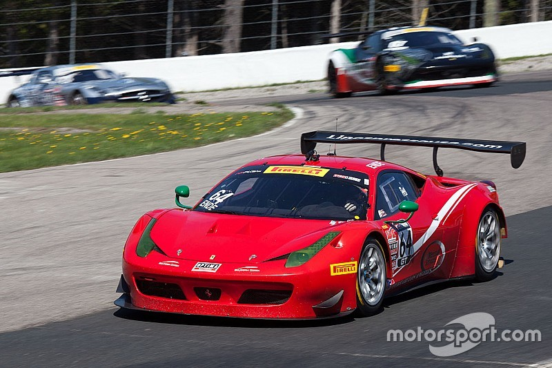 Scuderia Corsa looking for repeat victory in Detroit