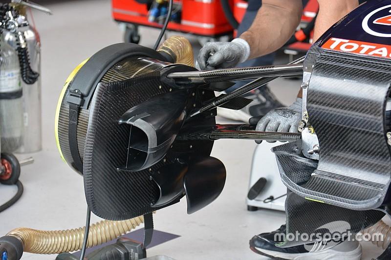 Анализ: как обновления помогли Red Bull в Монако