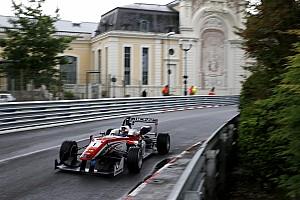 F3-Euro Reporte de calificación Felix Rosenqvist logra triplete de poles