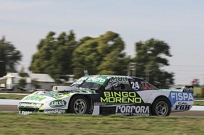 Spataro voló en el viernes de Concepción del Uruguay