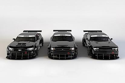 Exclusif- Une série alignant les trois Muscles Cars américains en 2016