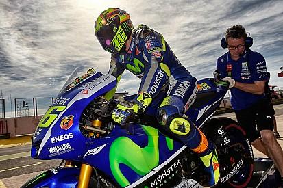 """Valentino Rossi - """"Je ne suis jamais très fort en qualifs"""""""