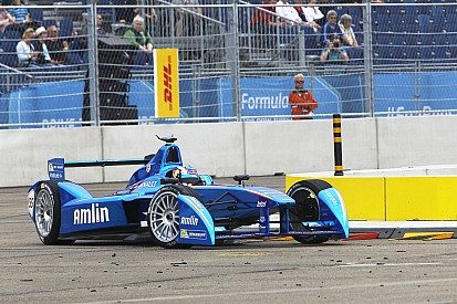 Highly charged: Inside the Berlin eprix with Amlin Aguri