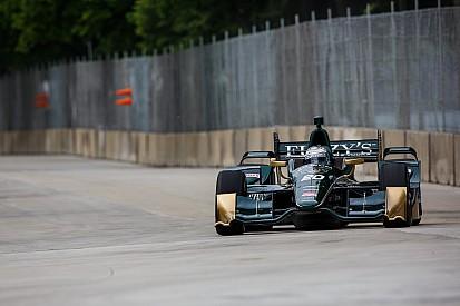 EL2 - Filippi le plus rapide à Detroit, Bourdais dans le mur