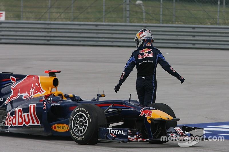 Photos - Le GP de Turquie 2010 et l'accrochage Vettel/Webber