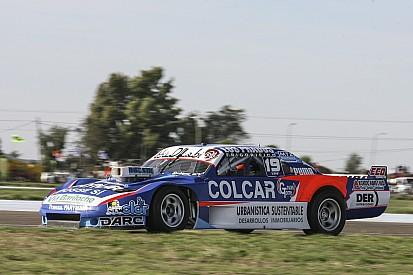 Matías Rodríguez dominó el último entrenamiento