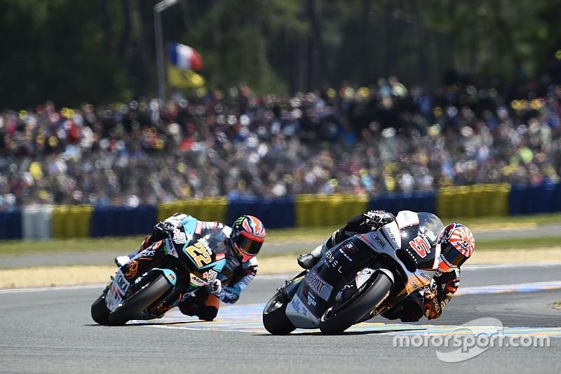 Mesmo com uma queda, Sam Lowes fatura a pole na Moto2