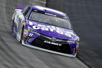 Joe Gibbs Racing lights up the top of the speed chart at Dover