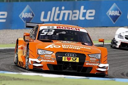 Green deja atrás un problema en el DRS para ganar en Lausitz