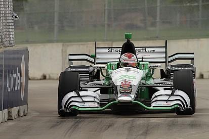 Carlos Muñoz remporte sa première victoire en IndyCar!