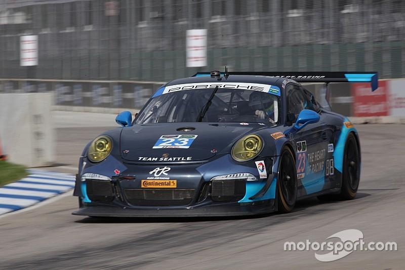 Alex Job Racing captures victory in Motor City