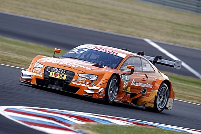 Lausitz DTM: Green takes pole by half a second