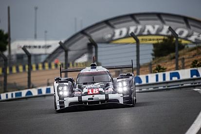Journée Test, mi-journée - Un record pour Porsche avant la pluie!