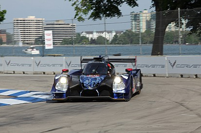 Honda and Michael Shank Racing continue podium streak in Detroit - video