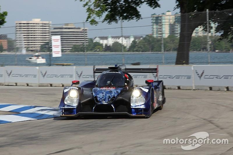 Honda and Michael Shank Racing continue podium streak in Detroit - video