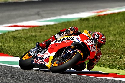 "Marquez: ""These things happen when you're on the limit"""