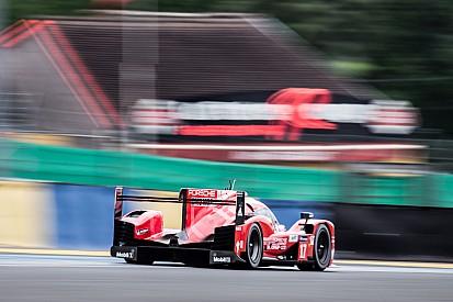 Le Mans Test Day: Porsche beats 2014 pole time and rivals