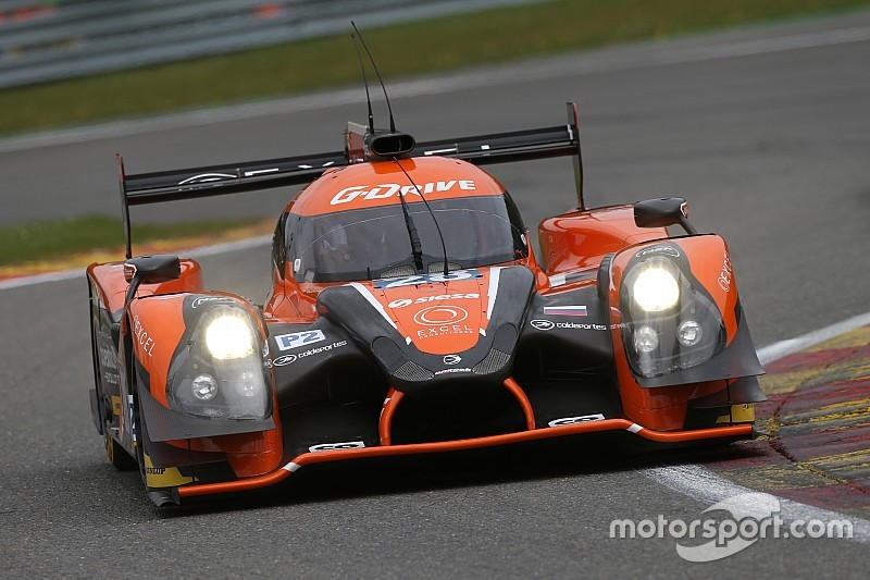 G-Drive Racing satisfied with results after the Le Mans Test Day