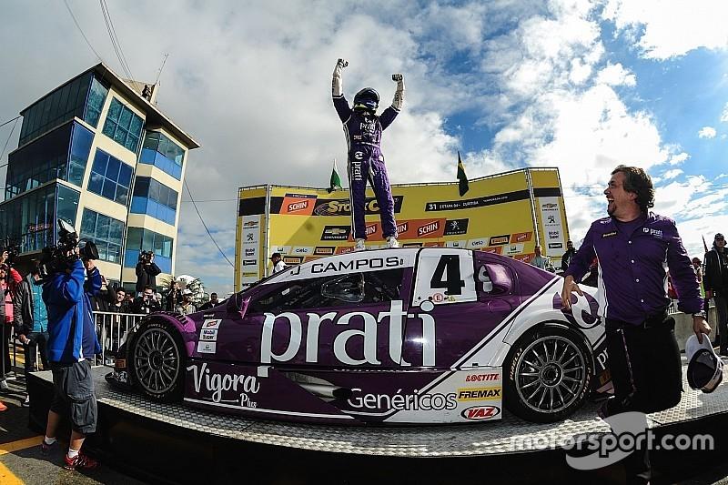 Brazilian Stock Cars: Curitiba brings a new championship leader