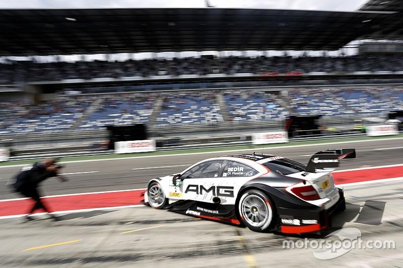 DTM pospone pruebas en Lausitzring por los neumáticos
