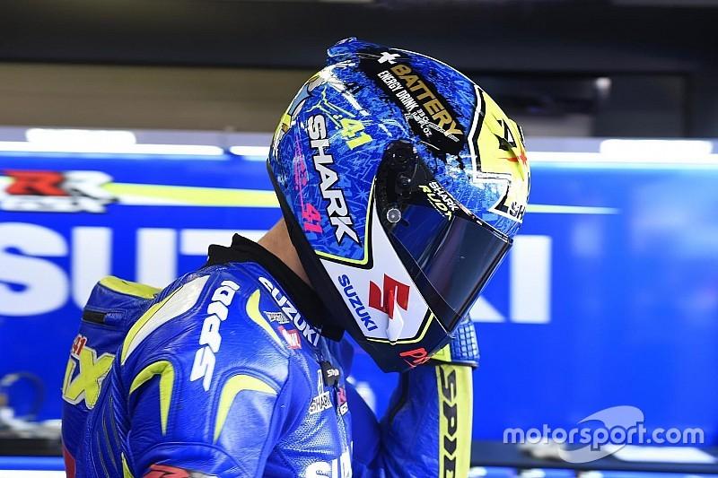 Les excuses de Petrucci après l'accident d'Espargaró