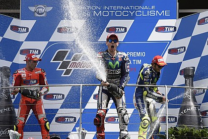 Photos - Le Grand Prix d'Italie en images