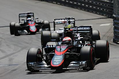 McLaren-Honda: A snapshot from the Circuit Gilles Villeneuve