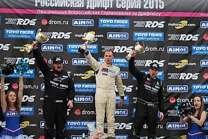 Богданов выиграл нижегородский этап RDS
