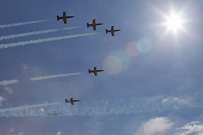 Более 100 тысяч человек увидели гонки и полеты в Сочи