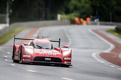 В Nissan довольны тестами в Ле-Мане