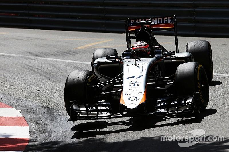 """Force India critica nova medida de """"carros clientes"""""""