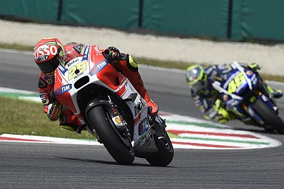 "Iannone ""very lucky"" to avoid Mugello jump start"
