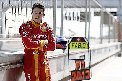 Manor firma a Leimer como piloto de reserva