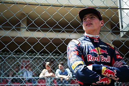 Verstappen: I won't change my style
