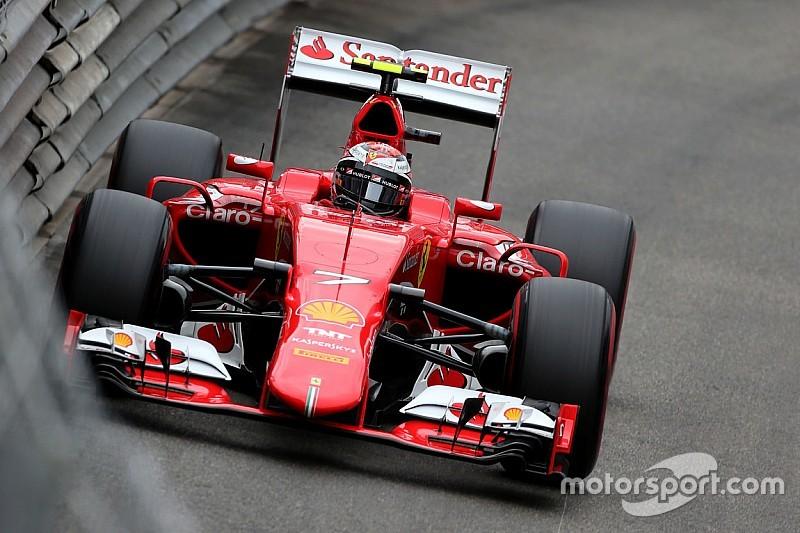 Raikkonen señala que los neumáticos serán claves en la calificación