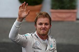 Formule 1 Actualités Rosberg admet une troisième victoire moins émouvante à Monaco