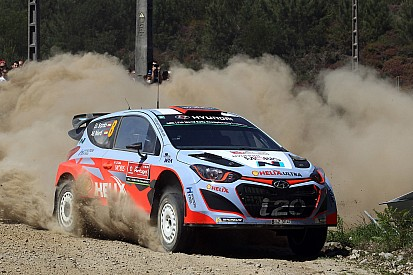 Hyundai Motorsport motivated for challenging Rally Italia Sardegna
