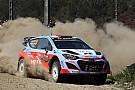 Hyundai Motorsport motivated for challenging Rally Italia Sardegna