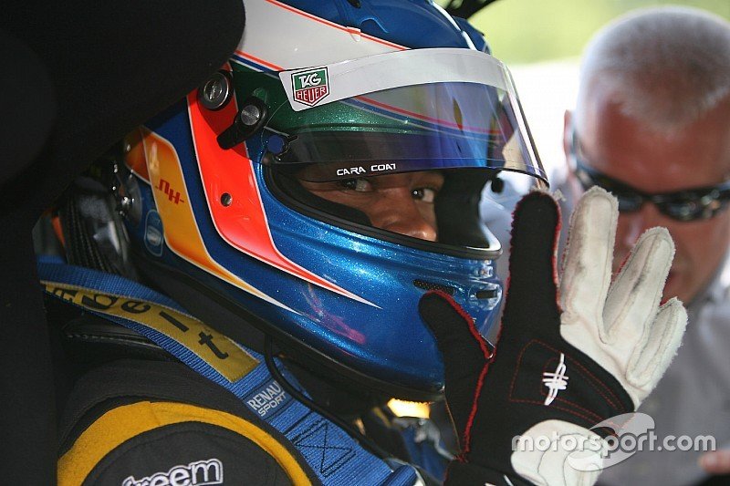 Nicolas Hamilton prépare ses débuts en BTCC