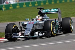 Formule 1 Résumé d'essais libres EL2 - Ferrari rattrape Mercedes, Hamilton se crashe